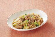 403569D牛肉と白菜のすき煮